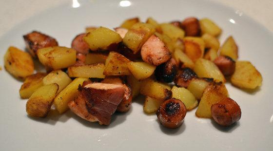 glas kartofler