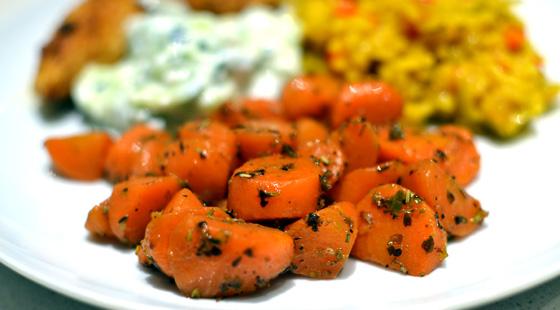 gulerødder opskrift