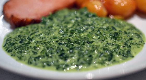 stuvet grønkål opskrift