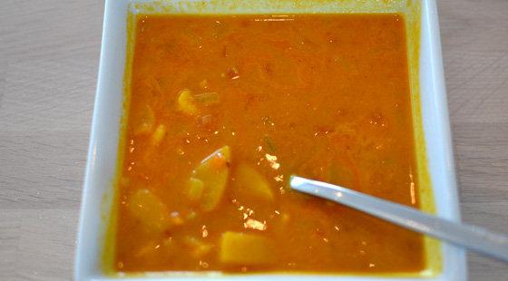 kinesisk mad skive