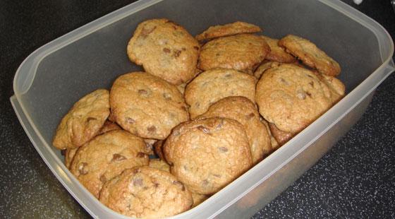 småkager opskrift nemt
