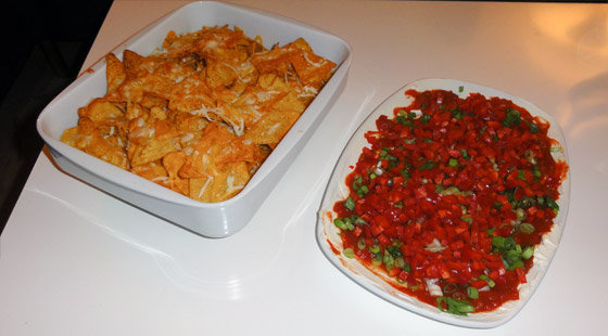 nachos opskrift