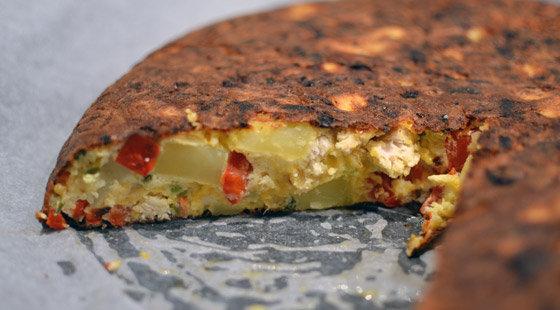 spansk omelet opskrift